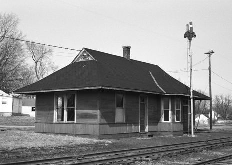 GTW Stockbridge Depot